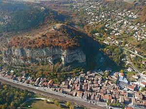 Village de Soyons, Ardèche