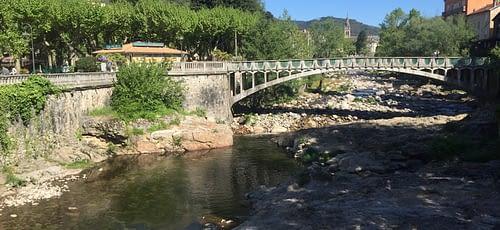Pont en Ardèche