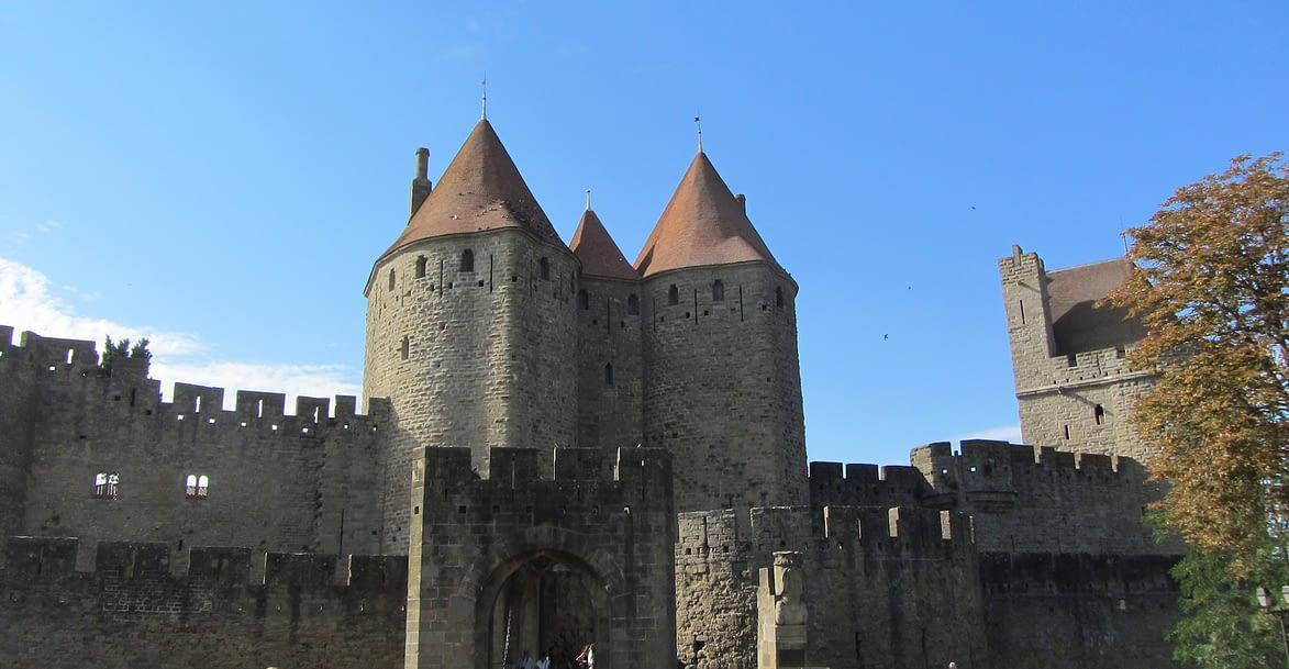 Château médiéval de Carcassonne