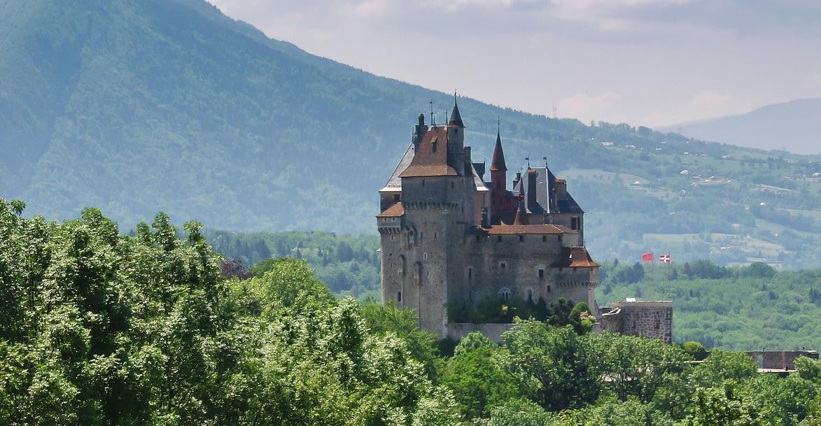 Château de Haute Savoie